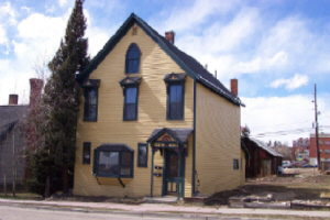 Leadville rental: 116 West 4th Street