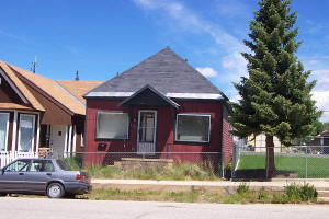 Leadville rental: 408 East 7th Street