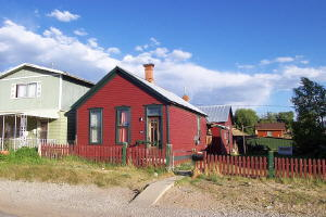 Leadville rental: 419 East 5th Street