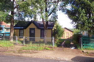 Leadville rental: 423 East 8th Street