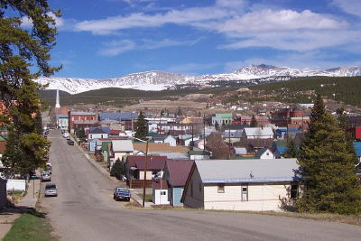 Leadville Rental Houses